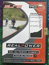 Elite COL DE PORTET D'ASPET RealPower RealAxiom RealTour TDF Trainer DVD Program