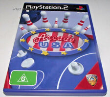 Arcade USA PS2 PAL *Complete* Pheonix Games
