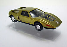 Wiking 023001 Mercedes-Benz C 111 -  gold metallic