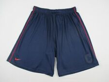 Cleveland Indians Nike Shorts Men's Navy Dri-Fit New 3X Large
