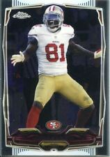 TOPPS Chrome Calcio 2014 veterano CARD # 92 anquan boldin-San Francisco 49ers