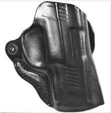 DeSantis Mini Scabbard Holster - Right, Black, for Ruger SR9C 019BAI4Z0