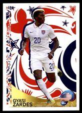Panini Copa America (Centenario) USA 2016 - Gyasi Zardes En acción No. 432