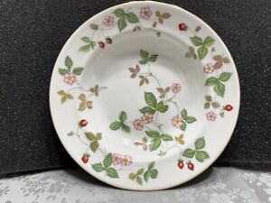 """NEW Wedgwood WILD STRAWBERRY 8"""" Rim SOUP BOWL (S) Multi Avail - MADE IN ENGLAND"""