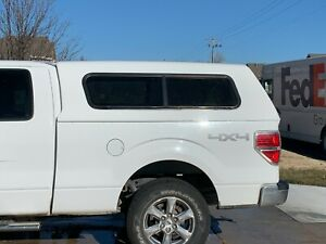 2011 Ford F-150 Camper shell