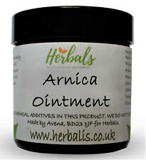 Arnica Cream Ointment - Bruises Injuries - Sprains Strains - Muscle Healing -