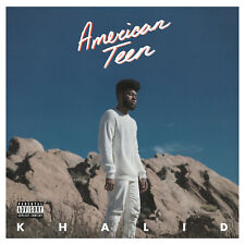 Khalid - American Teen - New CD Album - Pre Order - 29th September