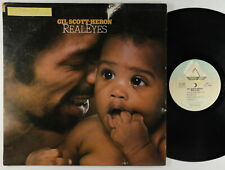 Gil Scott-Heron - Real Eyes LP - Arista