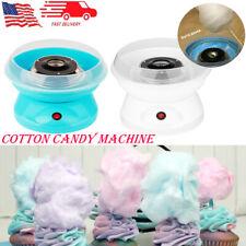 Electric Diy Cotton Candy Maker Portable Cotton Sugar Floss Machine Fancy Gift