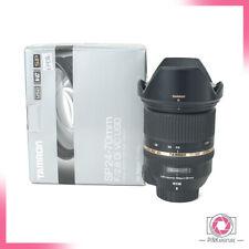 Tamron 24-70mm f2.8 VC Di USD SP Lens For Nikon