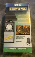 New listing Intermatic Malibu Ml88T Transformer 88W Low Voltage Landscape Power Pack New