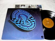 "Woody Herman ""King Cobra"" 1976 Jazz LP, Nice EX!, Fantasy #F-9499"