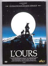 DVD / L'OURS - FILM DE JEAN JACQUES ANNAUD