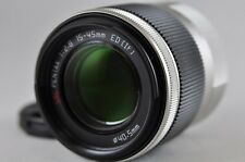 [Exc⁺⁺] PENTAX 06 Telephoto Zoom 15-45mm F2.8 ED Silver Lens For Q-Mount