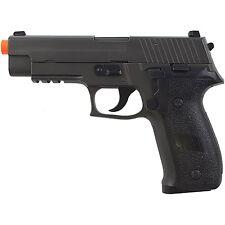 HFC P226 BLOWBACK GREEN GAS METAL AIRSOFT HAND GUN PISTOL + CARRYING CASE 6mm BB