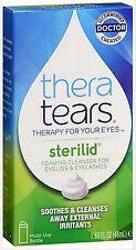 Thera Tears STERILID EyeLid & Eyelash Cleanser Eye Care 1.62 oz