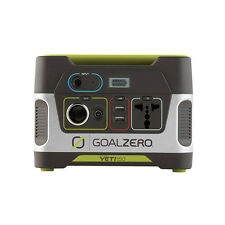 NEW GOALZERO YETI 150 SOLAR GENERATOR - mini power plant