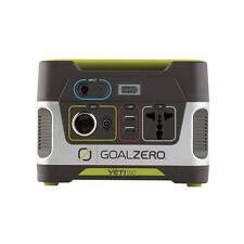 NEW GOALZERO YETI 150 SOLAR GENERATOR Genuine Goal Zero