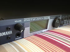Yamaha Motif ES Rackmount synth - New in original packaging!