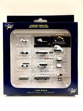 Gemini Jets 1:400 Airport Support Vehicles GJARPTSETA