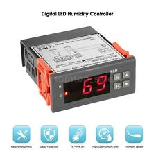 Digital Air Humidity Control Controller Measuring Range Is 1% ~ 99% 220V MH13001
