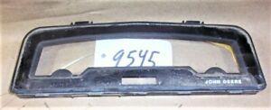 John Deere 425 445 455 Instrument Gage LENS Gage LENS COVER