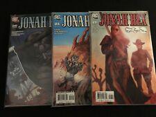 JONAH HEX #17, 18, 19, 20, 21, 22, 23, 24, 25, 26, 27, 28, 29, 30, 31, 32 VFNM