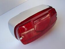 new DUCATI APRILIA SINGLE BEVEL TAILLAMP TAILLIGHT 250 350