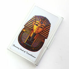 King Tut Business Card Case New