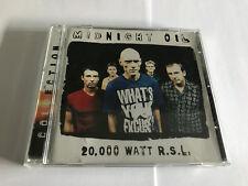 Midnight Oil : 20,000 Watts R.S.L. CD (2000) EX/EX [B12]