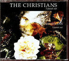 THE CHRISTIANS - I FOUND OUT - FRENCH CD MAXI [1368]