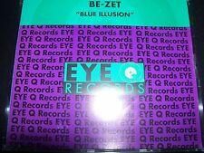 Be-Zet – Blue Illusion Remix German CD Single – Like New