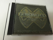 GENERATED X-ED Protest And Survive CD 11 Track (mosh226cd) UK Earache 1999