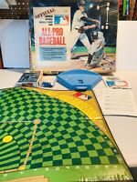 Ideal All-Pro Baseball Board Game Vintage 1969