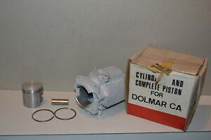 Motorsägen Zylinder mit Kolben von Sachs Dolmar CA