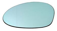 Spiegelglas Außenspiegel Links Heizbar Asphärisch Blau BMW 1er 3er