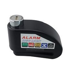 6mm Motorbike Motorcycle Bike Bicycle Safety Brake Disc Lock Security Alarm