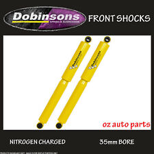 "FORD F SERIES F250 2001-11/2006 HD 2"" LIFT FRONT DOBINSONS SHOCK ABSORBERS"