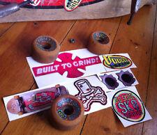 OLD SKOOL Skate, Surf ADESIVI # 2, DIE CUT, effetto invecchiato, Impermeabile, superiore.
