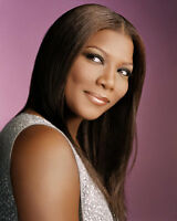 Queen Latifah UNSIGNED photo - G1275 - SEXY!!!!!