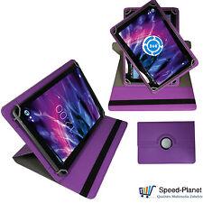 360° 7 Zoll Tablet Tasche für ARCHOS Core 70 3G Hülle Etui 7.0 Lila