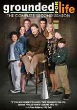 Grounded for Life - Second Season 2 Two (DVD, 2011) - NEW!!