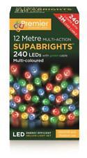 240 LED M-A INDOOR-O-D SUPA BRIGHTS MULTICOLOUR 5CM+3M
