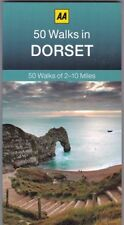 AA_____AA 50 WALKS IN DORSET____ BRAND NEW _ FREEPOST UK