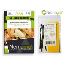 Nemagro® SF-Nematoden M3 + Gelbtafeln - Kombipack 3mio für bis zu 10-12 Pflanzen