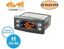 CONTROLLORE DIGITALE TERMOSTATO DIGITALE ELIWELL ID PLUS 974 (IDPLUS 974) 220V.