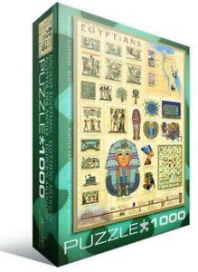 Ancient Egyptians 1000 piece jigsaw puzzle 680mm x 480mm (pz)