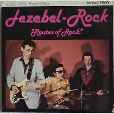 Jezebel Rock - Routes of rock 25CM Big Beat record BBR 0001 NM