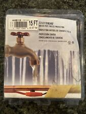 2 In Bundle Easy Heat Ahb-115 15' Water Pipe Freeze Protection Heat Cable/Tape K