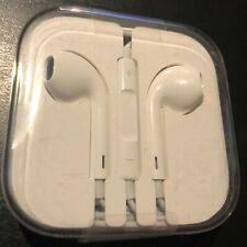 Apple EarPods with 3.5 mm Headphone Plug Unused! Still In Original Package As-Is